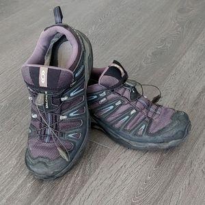 Salomon men's hiking shoes